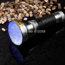 100 LED UV Ultra Violet La..