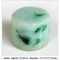 Dogal Jadeit