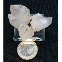 Kuvars Kristalleri - 3 adet