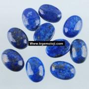 Lapis Lazuli Kabaşon..