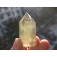 Doğal sitrin Kristali - 23 gr.