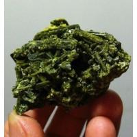 Doğal Yeşil Turmalin Kristali